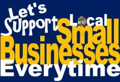 Shop Local Folks!