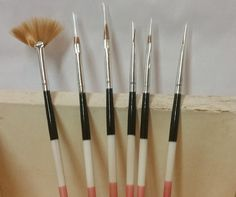 Nails - NAIL ART BRUSH SET 6 PCS for sale in Virginia (ID:224901976)