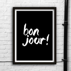 Typography Quotes, Typography Inspiration, Typography Prints, Typography Poster, French Typography, Lettering, Inspirational Words Of Wisdom, Inspirational Posters, Motivational Posters