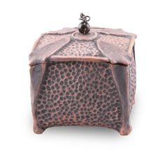 Precious Treasure Chest Ceramic Keepsake