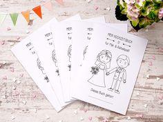Egal, ob Du ein individuelles Hochzeitsgeschenk für das Brautpaar suchst oder Ihr als Brautpaar selbst auf der Suche nach einem besonderen Gastgeschenk für Eure kleinen Hochzeitsgäste...