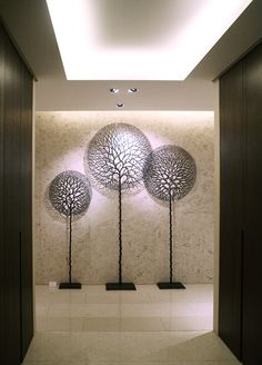 Title=0121-1110=109073 Material/ Steel Size/ 88x215cm, 75x190cm, 60x155cm Year/ 2009