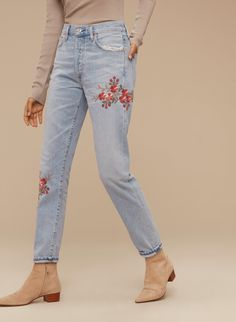 Citizens of Humanity LIYA ROCK ON BLOSSOM | Aritzia