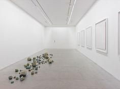 Lionel Esteve, View of the exhibition at Galerie Perrotin on ArtStack #lionel-esteve #art