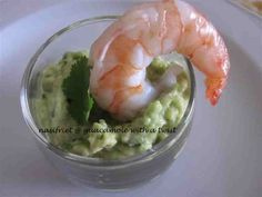 Guacamole with Tiger Prawns by By The Way