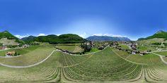 Nice aerial panorama
