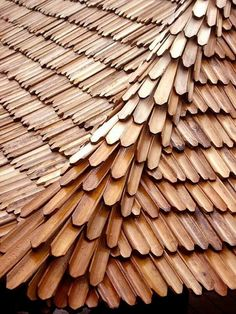 Would you live in a house with a bamboo roof? – Wiel Done Would you live in a house with a bamboo roof? Would you live in a house with a bamboo roof? Bamboo Roof, Bamboo Art, Bamboo House, Bamboo Crafts, Bamboo Building, Natural Building, Best Roof Shingles, Roofing Shingles, Roof Design