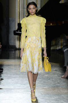 Модные цвета коллекций осень-зима 2017: фото с показов Недели моды в Милане | Vogue | Мода | Тенденции | VOGUE
