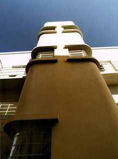 Albisola: Casa Mazzotti home and workshop of the futurist painter and ceramicist Tullio Mazzotti (Tullio di Albisola)