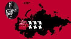 1917: El año que partió al Mundo por la mitad. Las revoluciones rusas transformaron el mundo y derribaron el viejo imperio del zar.