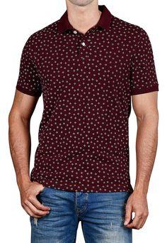 Camiseta Polo Vinotinto tennis TNS - Compra Ahora | Dafiti Colombia