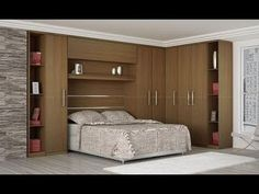 Beautiful Cupboard Designs Ideas For Small Bedroom 2018 Small Bedroom Wardrobe, Small Modern Bedroom, Small Bedroom Designs, Small Room Bedroom, Closet Bedroom, Small Rooms, Bedroom Decor, Teen Bedroom, Bedroom Ideas