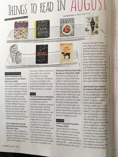 Ideas Magazine make this suggestion and of course, I couldn't agree more. Thanks guys. Deliciously Ella Book, Ideas Magazine, Red Light District, Dutch, It Cast, Thankful, Guys, Learning, Books