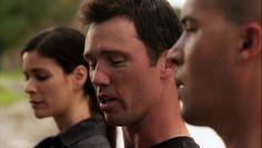 "Burn Notice 5x08 ""Hard Out"" - Michael Westen (Jeffrey Donovan), Jesse Porter (Coby Bell) & Agent Pearce (Lauren Stamile)"