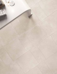 #Keope #Moov Ivory 120x240 cm y871 | #Feinsteinzeug #Betonoptik #120x240 | im Angebot auf #bad39.de 73 Euro/qm | #Fliesen #Keramik #Boden #Badezimmer #Küche #Outdoor