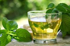 Peppermint Tea is a gentle and soothing anti-spasmodic that calms intestinal nerves and spasms that can happen with a flu bug. It also helps relieve headaches and congestion and is an immune system booster.