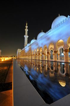 Sheikh Zayed Grand Mosque! | Flickr - Photo Sharing!