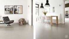 Senso gietvloer voor woonhuizen