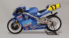 Honda NSR 500 N.Abe All Japan 1993 by Natsu