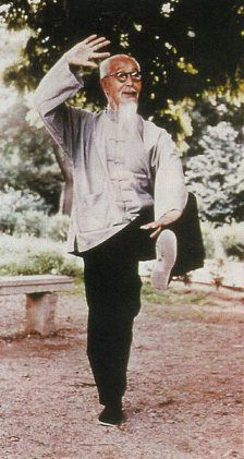 WU TUNAN (1884-1989) - A student of one of Wu Style's founders, Wu Jianquan, and Yang Stylist, Yang Shaohou, Grandmaster Wu was still giving public demonstrations of his Tai Chi at the age of 100. He lived to be 105. #TaiChi #Taijiquan
