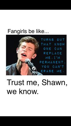 Yeah. We do know REALLY well..... #mendesarmy