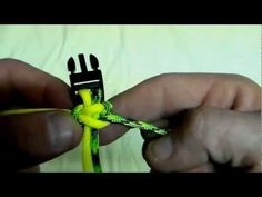"How to Make the ""Corkscrew"" Paracord Survival Bracelet - BoredParacord - YouTube"
