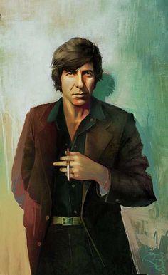 Leonard Cohen by ?