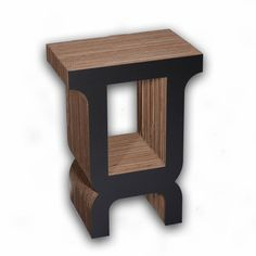 Tavolino/Comodino In Cartone Bioeco Kub Ed Small