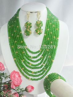 Find More Jewelry Sets Information about No 2535 African Beads Jewelry, Crystal Necklace Bracelet Earring Set,High Quality necklace ruby,China necklace topaz Suppliers, Cheap necklace shell from Changzhou Tiancai Jewelry Co., Ltd. on Aliexpress.com