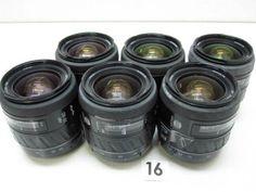 5L275GA MINOLTA 28-80mm F4-5.6 レンズまとめて6本ジャンク_画像1