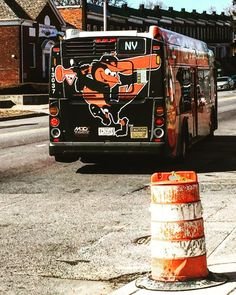 Although I'm a #redsox #fan  I do think the #baltimore #orioles have a #dope #design #love #sports #bus #baseball #mlb #420 #710 #instagood #art #fashion #instalike #amazing #beautiful #photography #orange #lit #photooftheday #weed #life #fun #city #2018 #winter