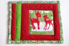 holiday, sewing projects, christma decor, quilt blocks, mug rugs, free sew, cut quilt, christma coaster, sewing patterns