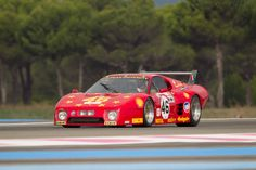 Ferrari 512 BB LM (Chassis 35525 - 2013 Dix Mille Tours) High Resolution Image
