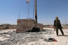 #Media #Oligarchs #MegaBanks vs #Union #Occupy #BLM #Rojava  Syria Kurds win battle with government, Turkey mobilizes against them   http://www.reuters.com/article/us-mideast-crisis-syria-kurds-idUSKCN10Y127   Syrian Kurdish forces took near complete control of Hasaka city on Tuesday as a ceasefire ended a week of fighting with the government, consolidating the Kurds' grip on Syria's northeast as Turkey increased its efforts to check their influence.  The Kurdish YPG militia, a critical