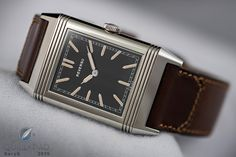 The Jaeger-LeCoultre Tribute to Reverso 1931, a U.S. limited production version from 2012