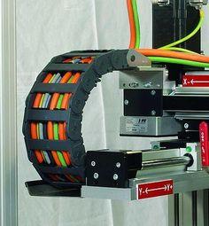 DIY CNC Cable carrier