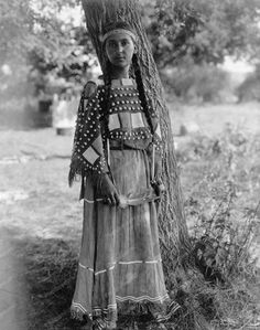 Sioux Indian Maiden Portrait 1900s 8x10 Reprint Of Old Photo