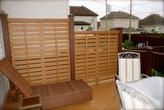 We specialise in multi-level deck and patio since 200 pictures, ideas & images. Backyard Patio, Backyard Landscaping, Piscine Diy, Privacy Panels, Deck Decorating, First Home, Home Projects, Exterior Design, Outdoor Decor