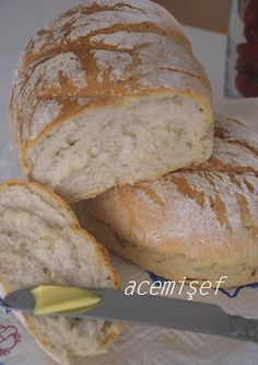 Novice Sef: Home-Made (Machine-Free) Bread Making . Perfect Pancake Recipe, How To Make Bread, Bread Making, Food Website, Turkish Recipes, Sweet Bread, Food Design, Bread Recipes, Pancake Recipes