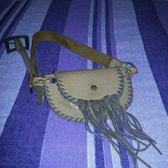 cintura Berska taglia xs con piccola bag per cellulare o monete,perfette condizioni