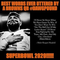 49fa39741f6b 322 Best Browns Football images in 2019 | Browns fans, Browns ...