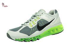 Nike Air Max Tavas FB (GS), Chaussures de Running Garçon, Negro (Black/Bright Crimson), 37 1/2 EU