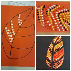 fall art projects for kids Ritam i niz Autumn Crafts, Fall Crafts For Kids, Autumn Art, Art For Kids, Fall Art Projects, School Art Projects, Kindergarten Art, Preschool Art, 5th Grade Art