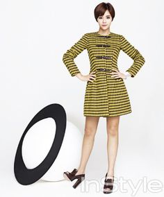 Hwang Jung Eum-loved her in just about everything I've seen Instyle 2013