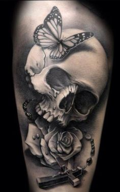 Gothic Tattoos, Designs And Ideas
