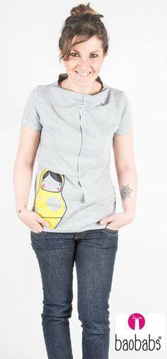 Ya puedes conseguir la tuya en la tienda online. http://www.teladeabrazos.com/teladeabrazos/4687514/camiseta-matriuska.html