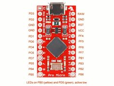 """<p>So you want to build your own keyboard (or keyboard-like device), but you are not sure what to use for the brains and how to connect and program it? I will describe what I came up with for the <a data-mention-project-id=""""8282"""" href=""""/project/8282"""">#Alpen Clack</a> keyboard.</p><p>The ATmega32u4 microcontroller is an excellent choice for any HID device, such a mouse, a joystick or a keyboard. That's mos..."""