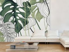 Texture, Wall Murals, Kids Room, Couch, Furniture, Room Ideas, Home Decor, Painting, Wallpaper
