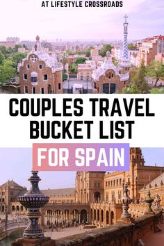 Check these most romantic vacation ideas in Spain. #spain #travel #romantic | Romantic Destinations | Spain Travel Guide | Spain Destinations | Romantic Places in Spain | Spain Bucket list | Beautiful places in Spain | Valentines Day Getaways | Romantic places in Europe | Couples Vacation Ideas | Hidden Gems in Spain | Spain Travel Tips | Europe Beautiful places Spain Destinations, Romantic Destinations, Romantic Places, Romantic Travel, Beautiful Places, Spain Travel Guide, Europe Travel Tips, Travel Deals, European Travel