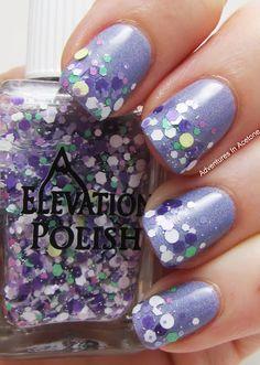 Adventures In Acetone:  #nail #nails #nailart